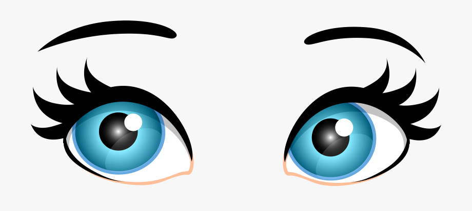 Of audio and art. Eyes clipart