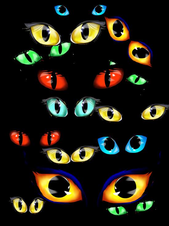 Eye clipart pumpkin. Free halloween eyes cliparts