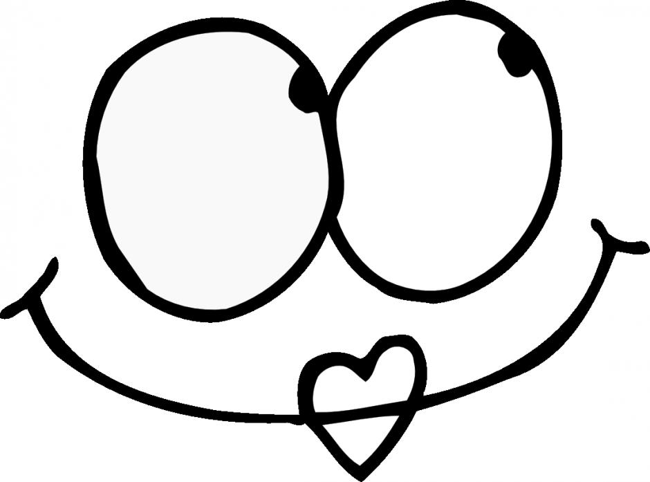Eyeball clipart dark eyes. Two black and white
