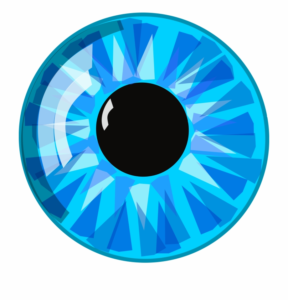 Eyeball green download png. Clipart eyes blue