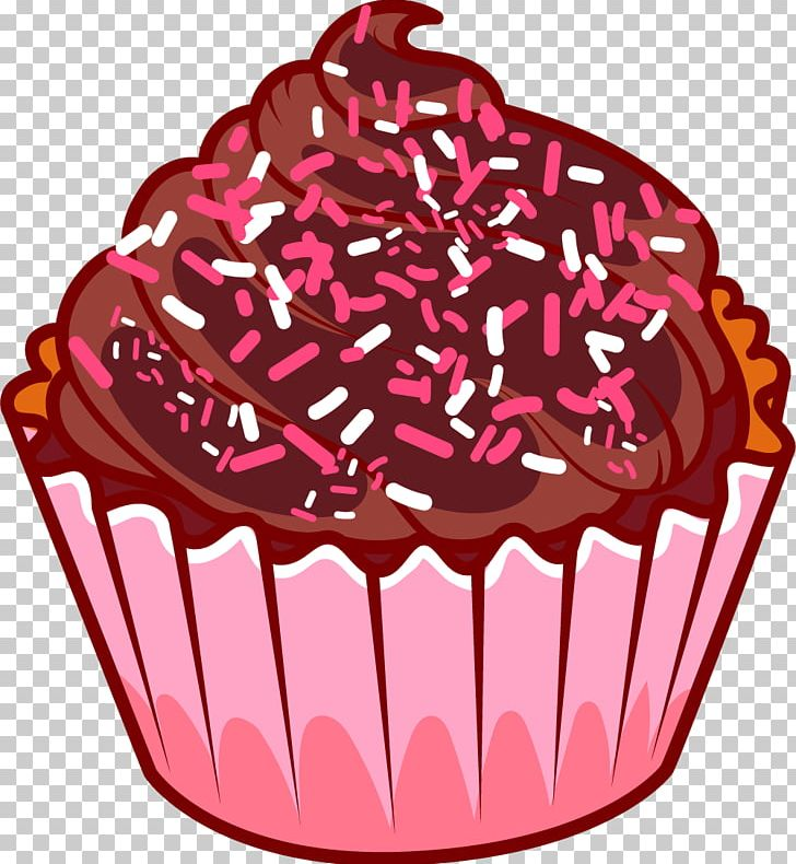 Muffins clipart boy. Cupcake chocolate cake ice