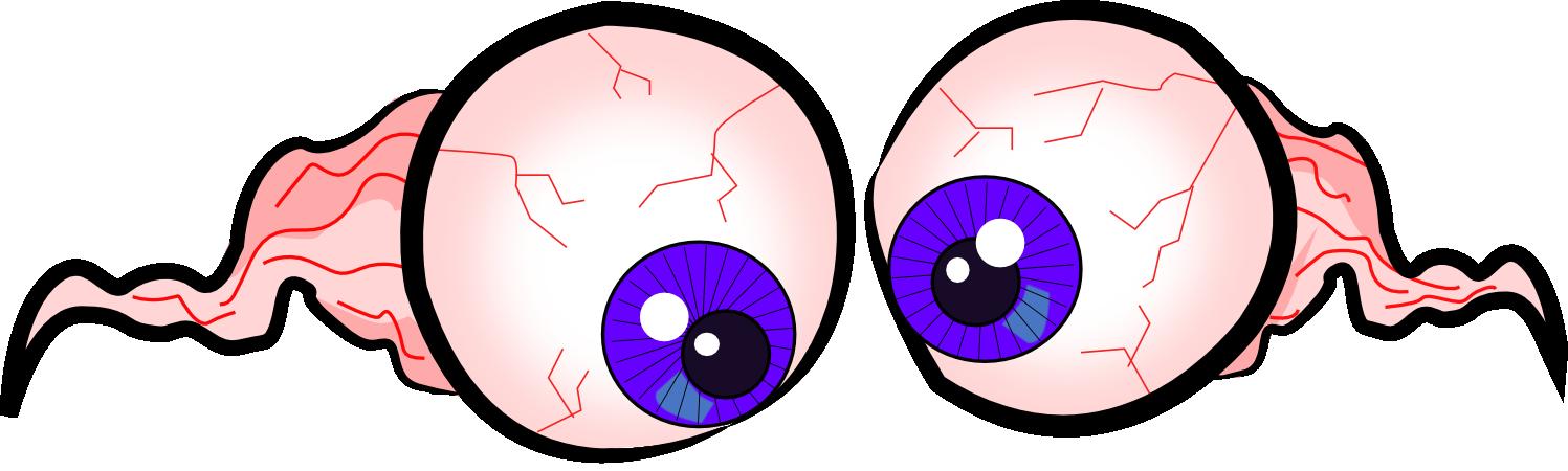 Halloween eyeball panda free. Square clipart eye