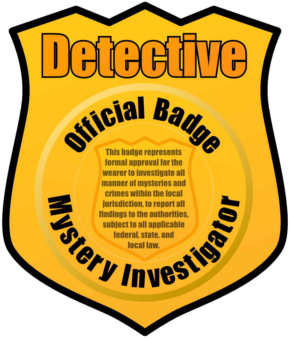 Evidence clipart female detective. Kid panda free images