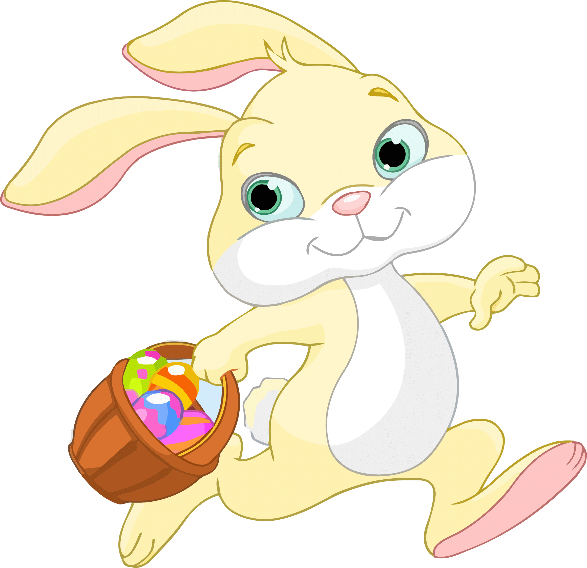 Mad clipart easter bunny. Search for drawing at