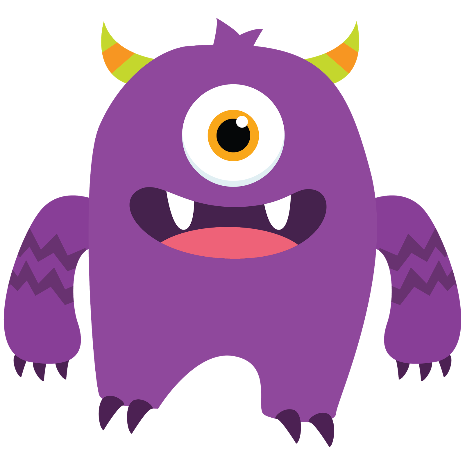 Eyes free download best. Raffle clipart monster
