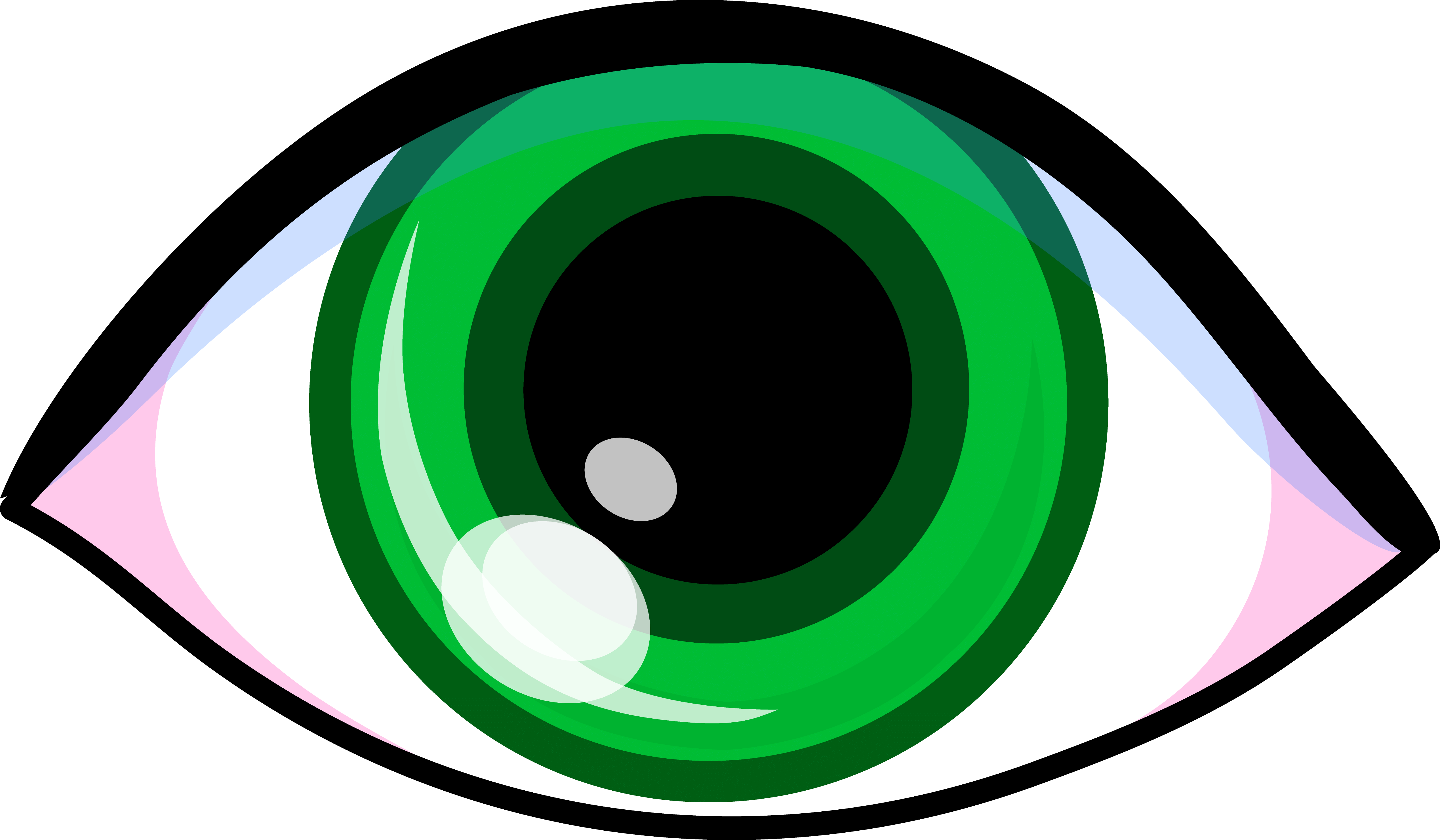 Free eyes cliparts download. Eyeball clipart green eye