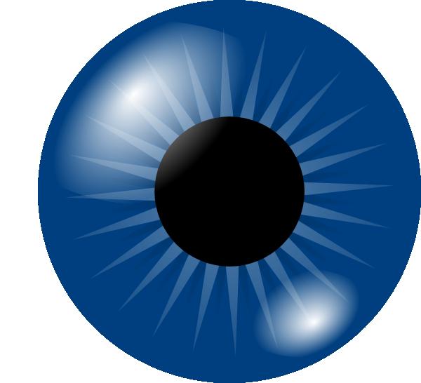 Eyes clipart blue. Dark eye panda free