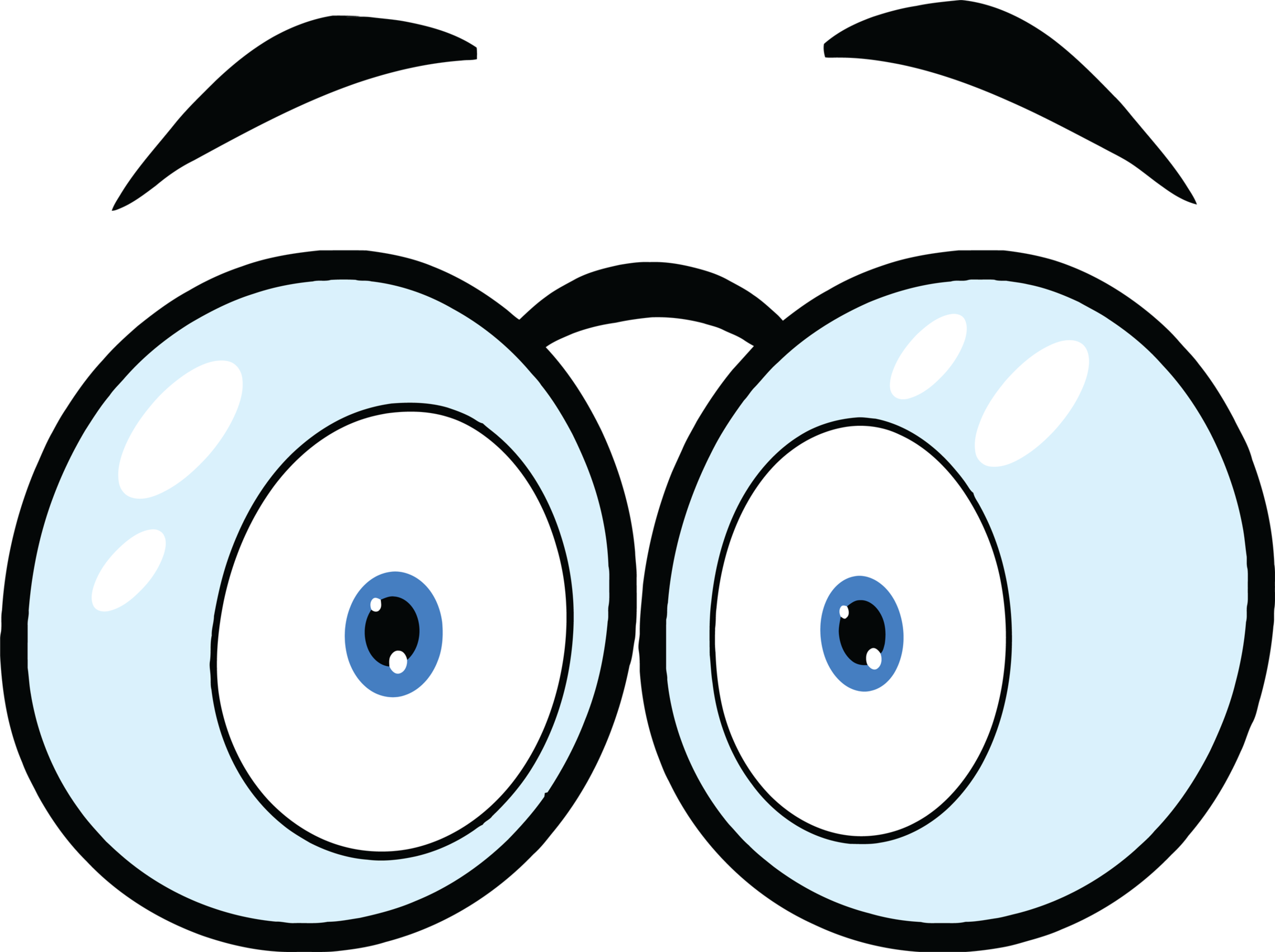 Of eyes collection eyebrow. Square clipart animated