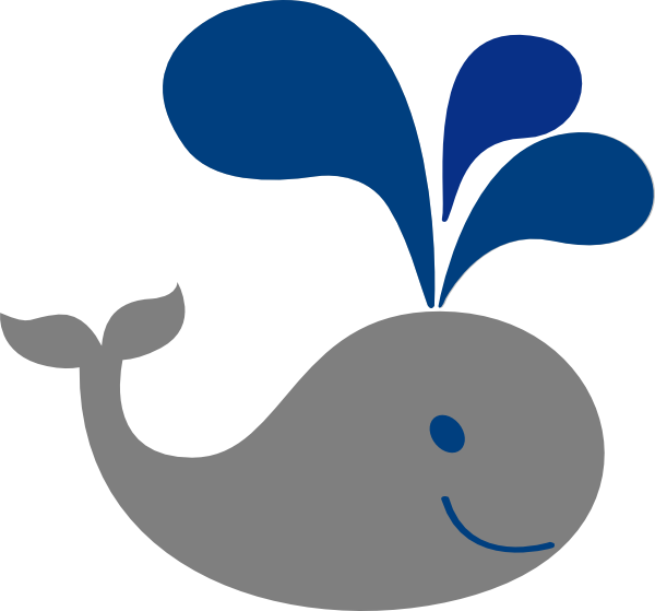 Sperm panda free images. Water clipart whale