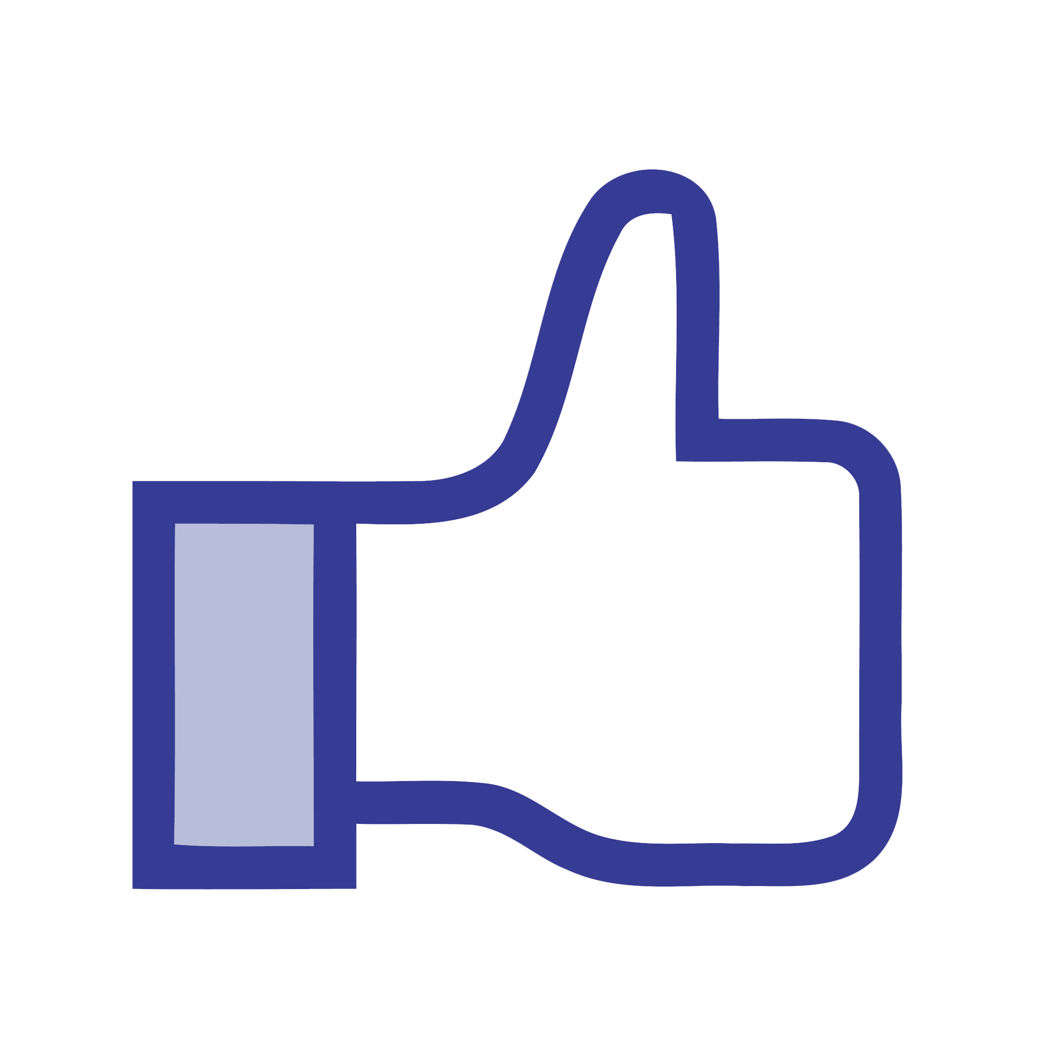 Like us on png. Facebook clipart logo