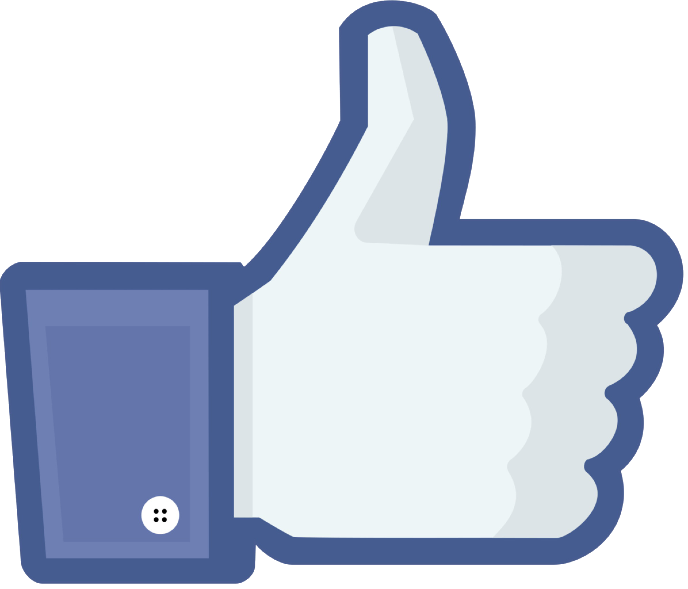 Facebook clipart tif. Like png