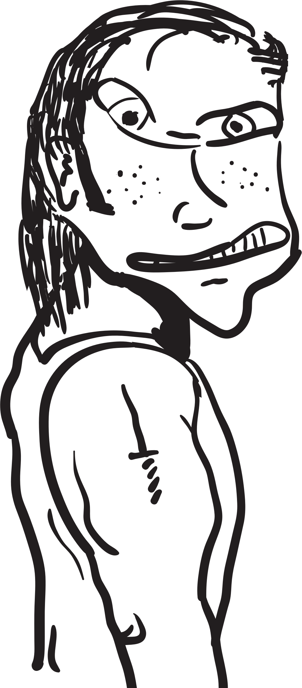 The of hate. Cowboy clipart face