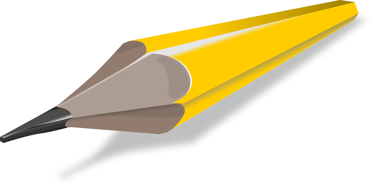 Pencil writing free download. Clipart face crayon