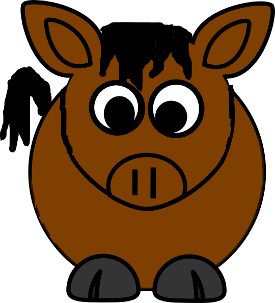 Horse free cliparts download. Meeting clipart face to face meeting