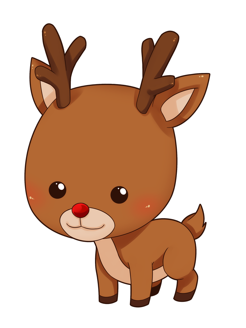 collection of cute. Deer clipart turkey