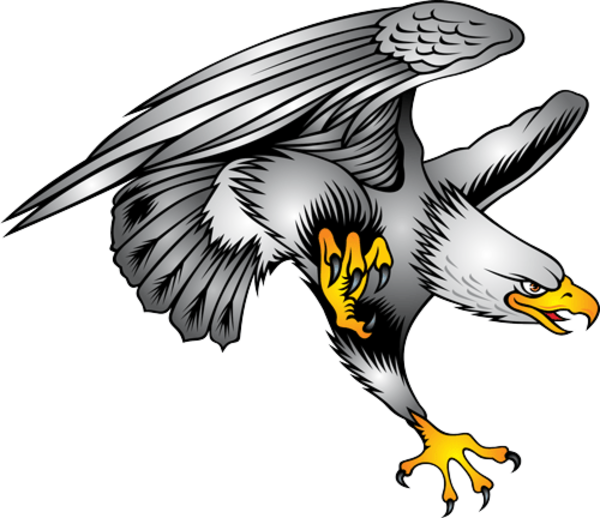 Clipart png eagle.  collection of mean