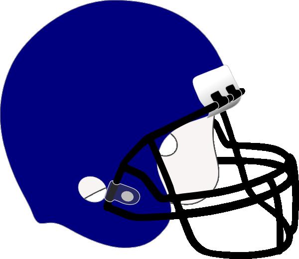 Blue helmet clip art. Clipart football family
