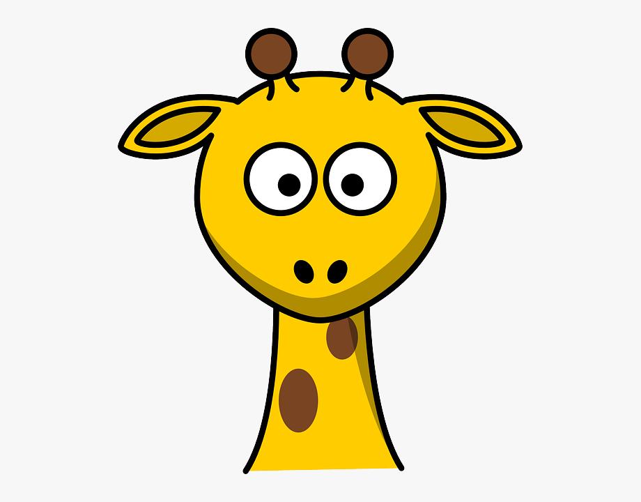 Clip art free cliparts. Giraffe clipart face