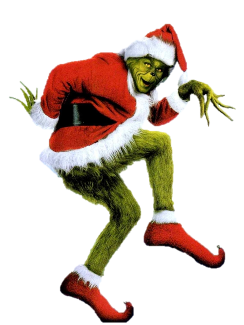 It wouldn t be. Clipart face grinch