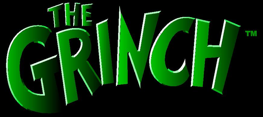 grinch clipart green