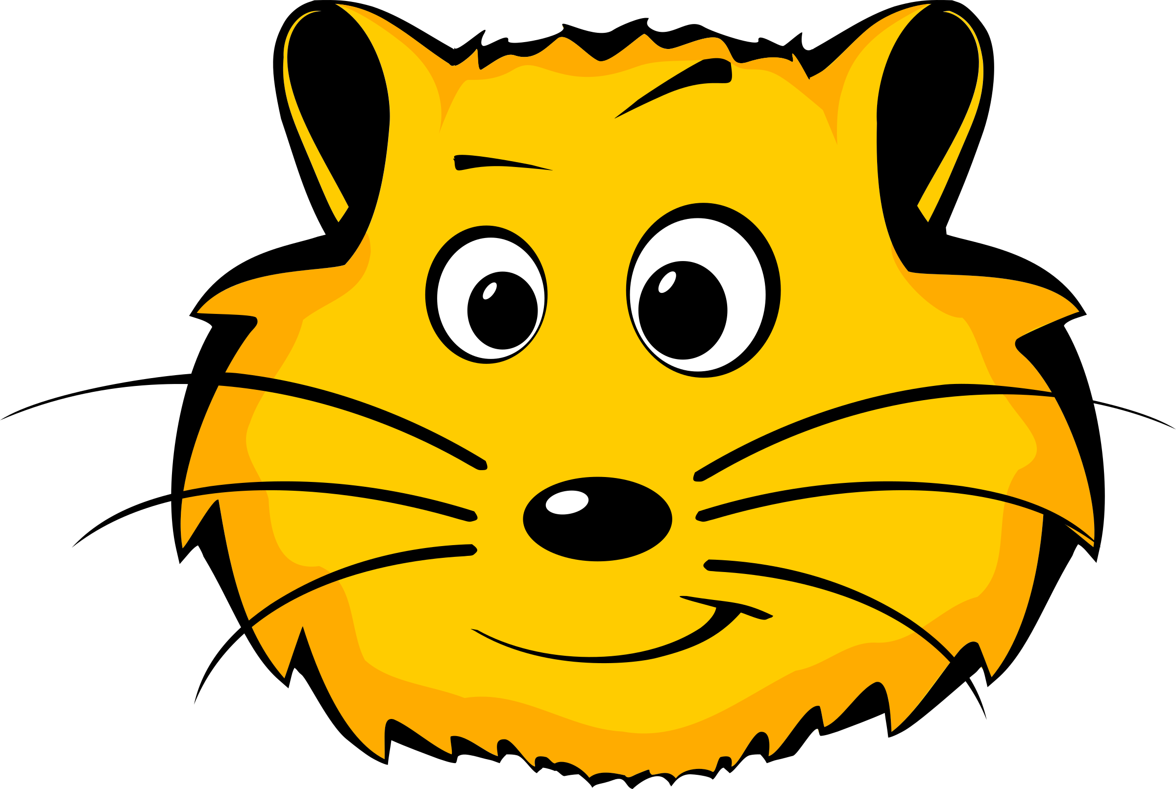 Hamster clipart face. Comic big image png