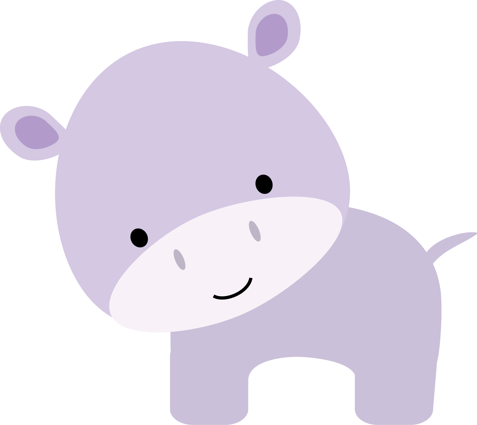Clipart hippo zoo animal. Iwlbzkumkpohw png pixel crafts