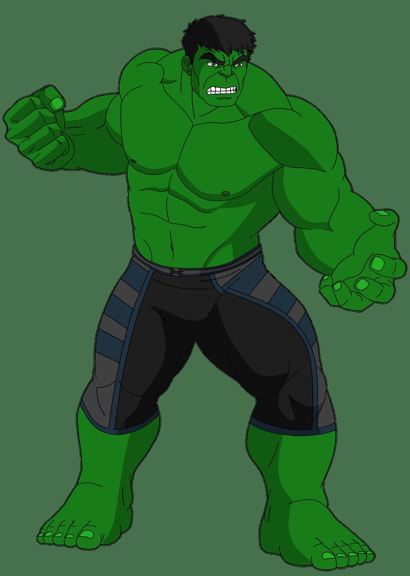 Hulk credible