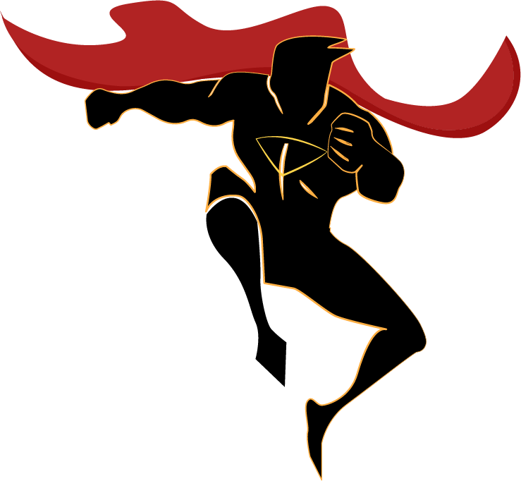 Iron man silhouette at. Clipart face ironman