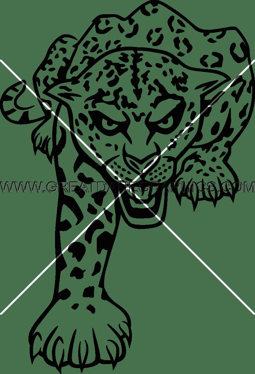 Head drawing at getdrawings. Female clipart jaguar