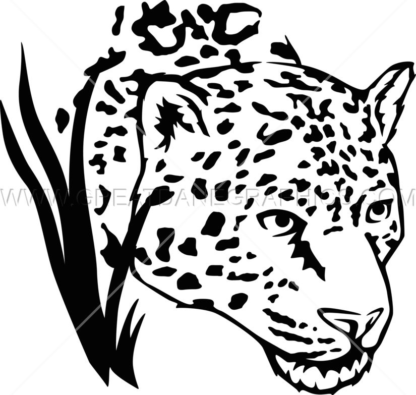 female clipart jaguar
