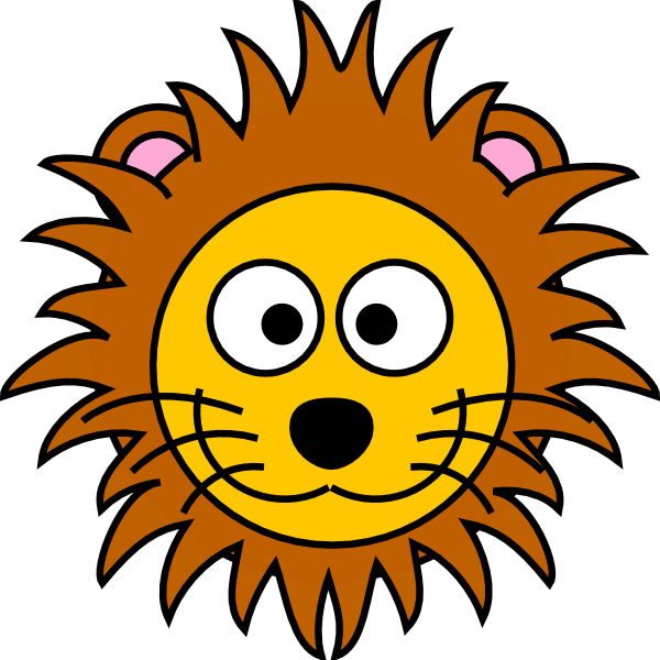 Baby face panda free. Lions clipart golden lion