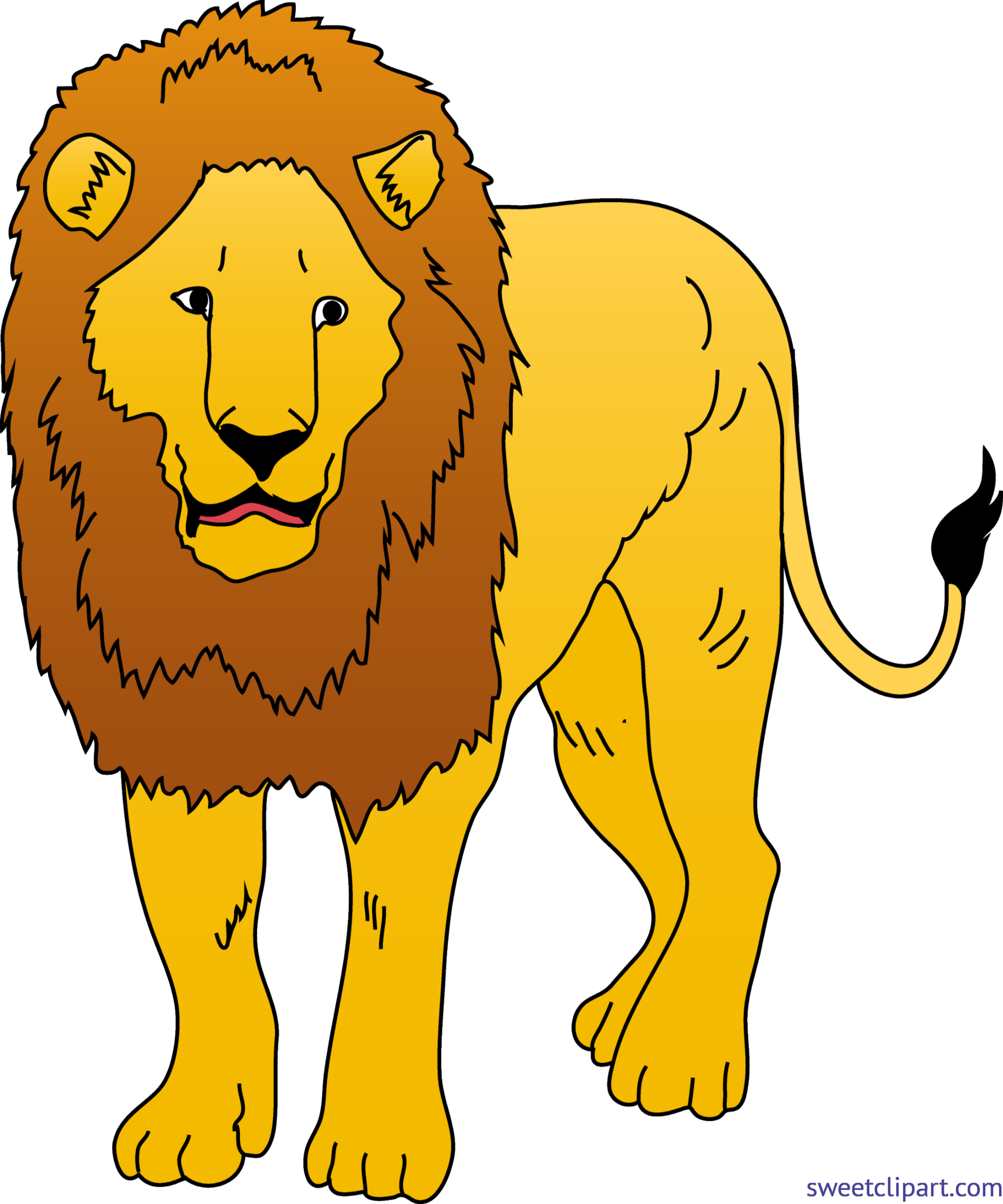 Lioness at getdrawings com. Tired clipart tiger