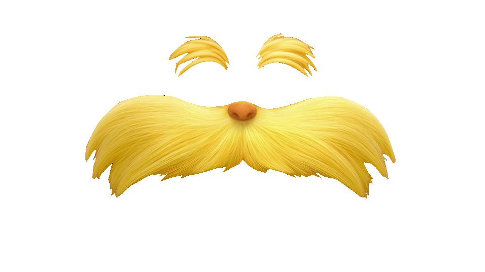 Clipart mustache the lorax. Clip art eyes best