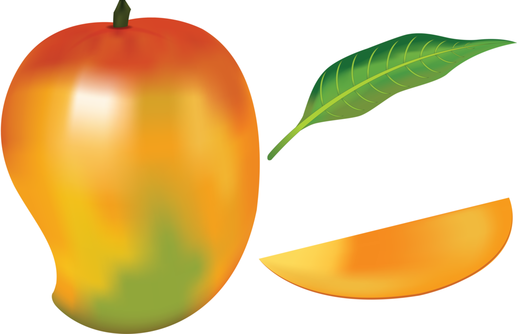 Fruits clipart fresh fruit. Mango drawing at getdrawings