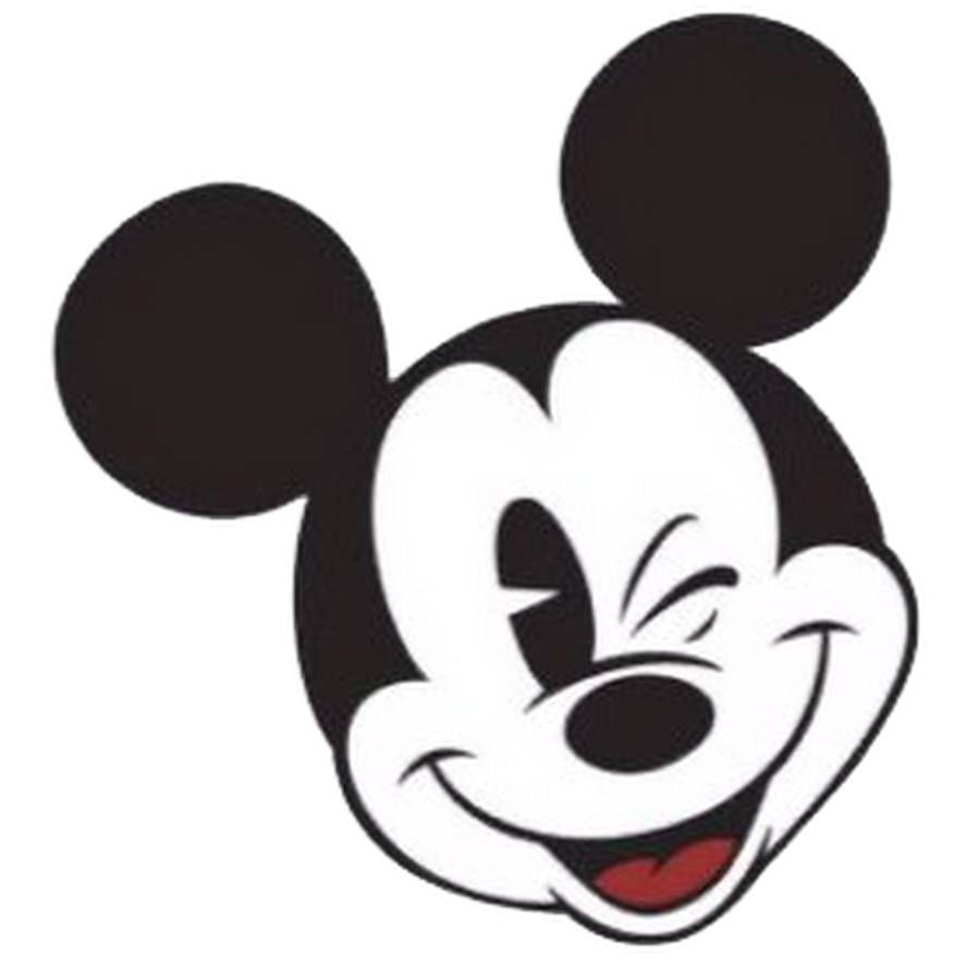 Mice clipart face. Classic mickey mouse google