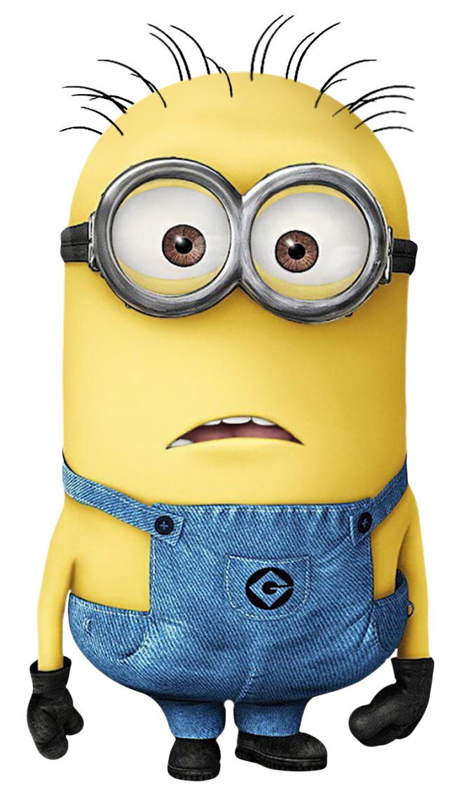 Minions clipart print. Transparent minion png picture