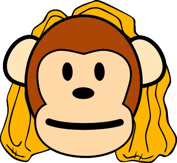 Mother monkey at clker. Mummy clipart clip art
