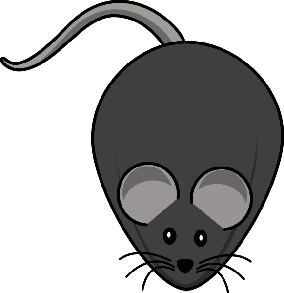 Mouse simple free on. Mad clipart rat