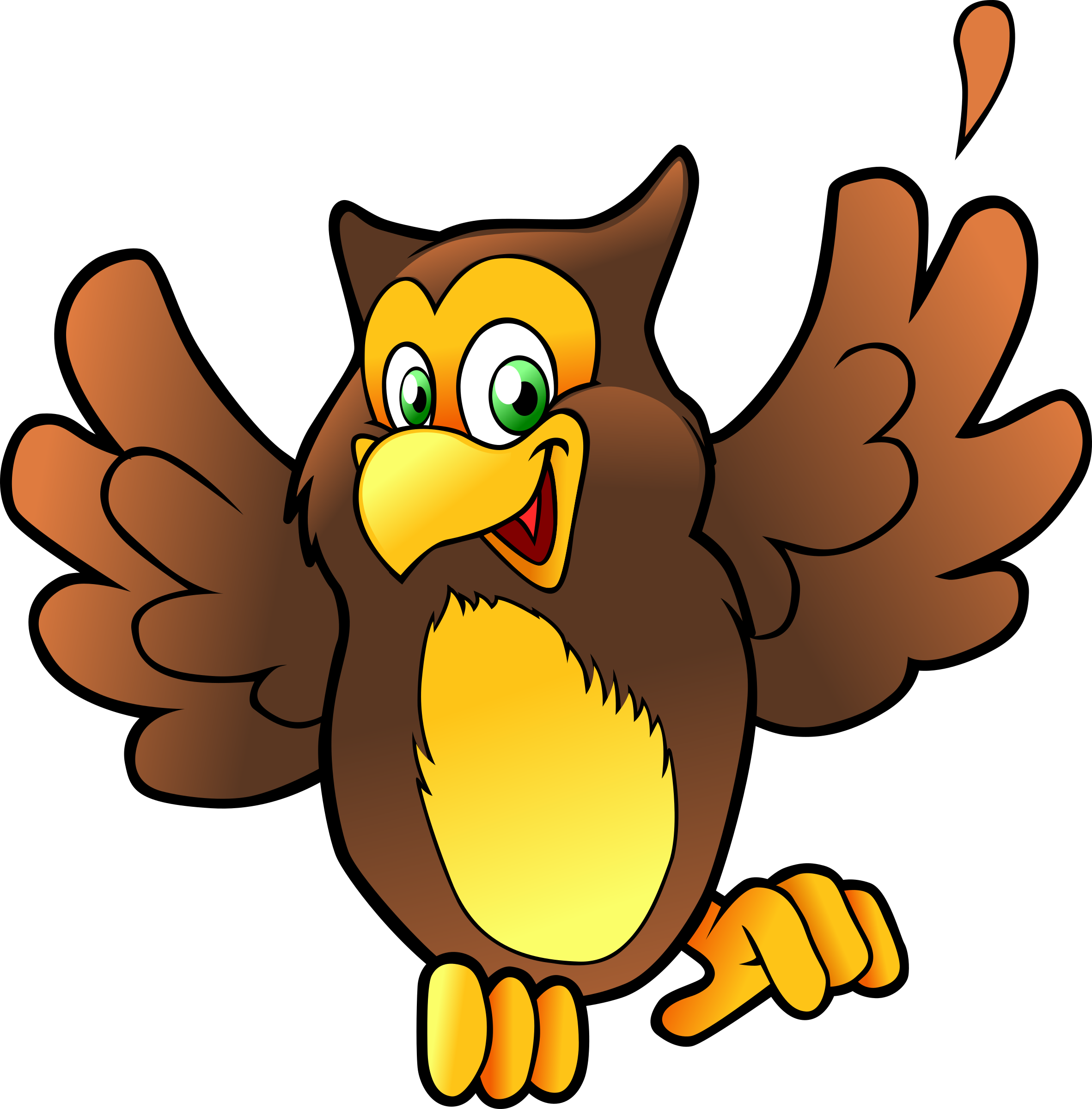 Pilgrim clipart owl.  collection of happy