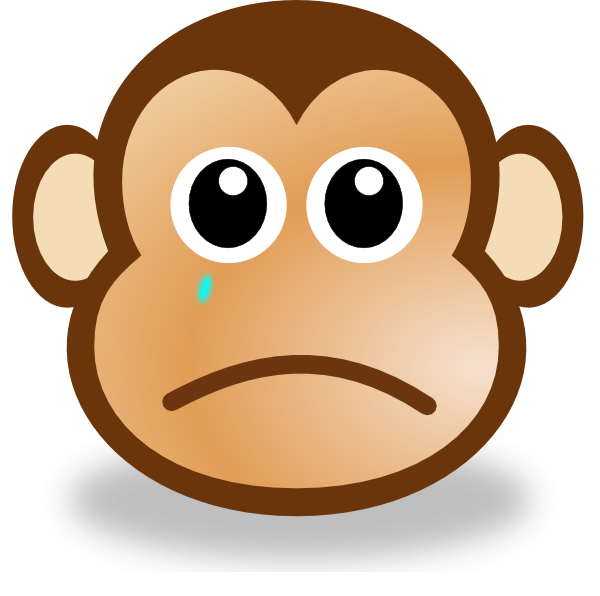 Sad face character group. Nickel clipart canadian loonie
