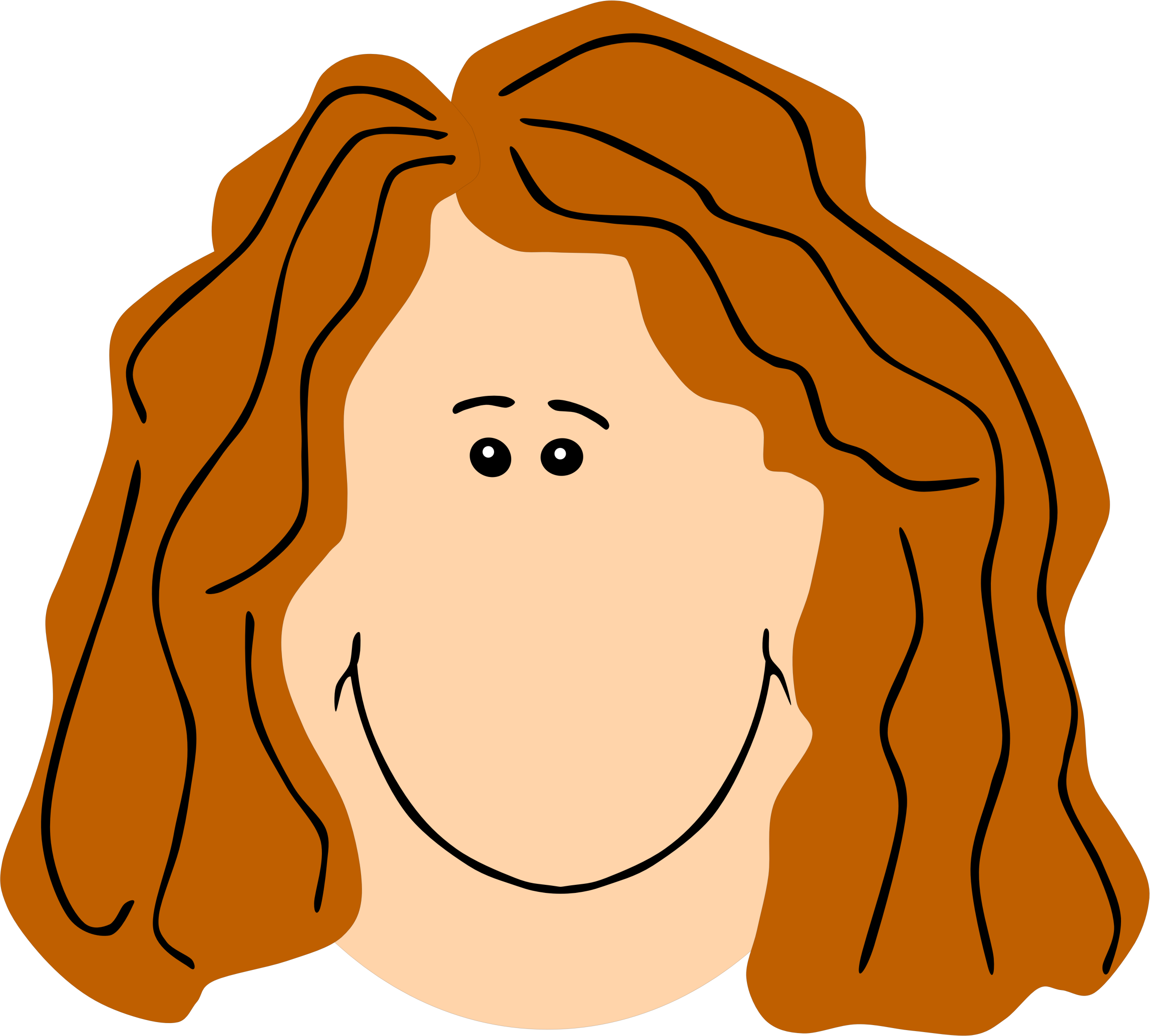 Gingerbread clipart face.  collection of mom