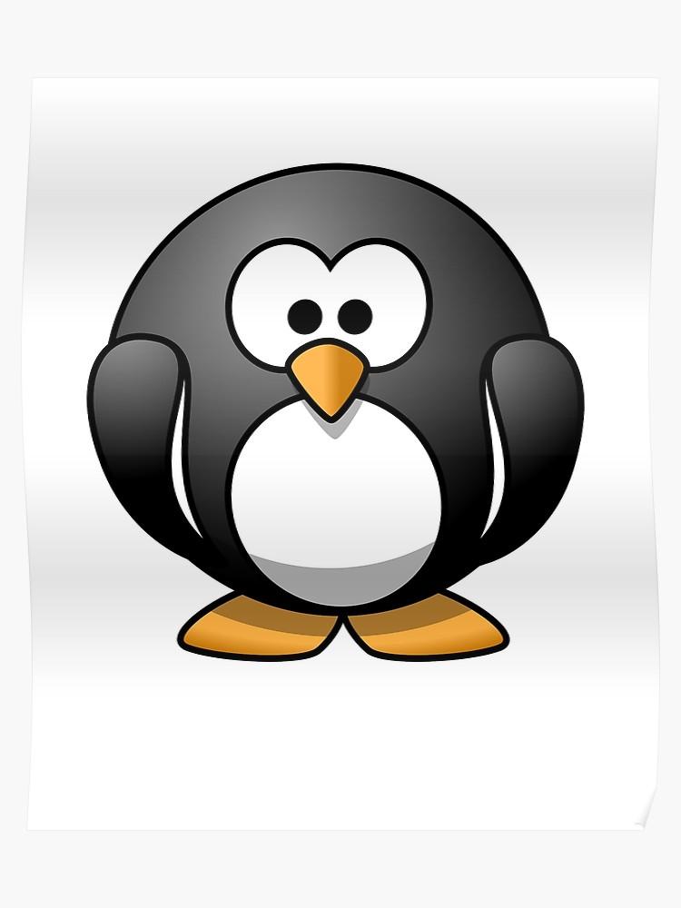 Clipart penguin face. Feather bird cute ocean