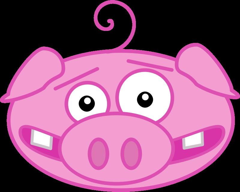Download pig clip art. Nose clipart round
