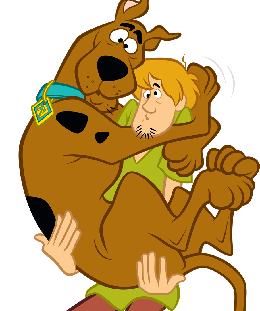 See clipart watch video. The official scooby doo