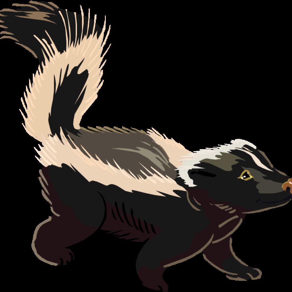 Cow hatenylo com panda. Fox clipart skunk