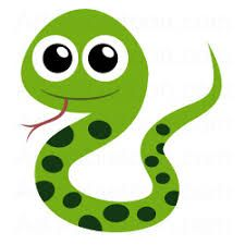 Image result for face. Snake clipart basic