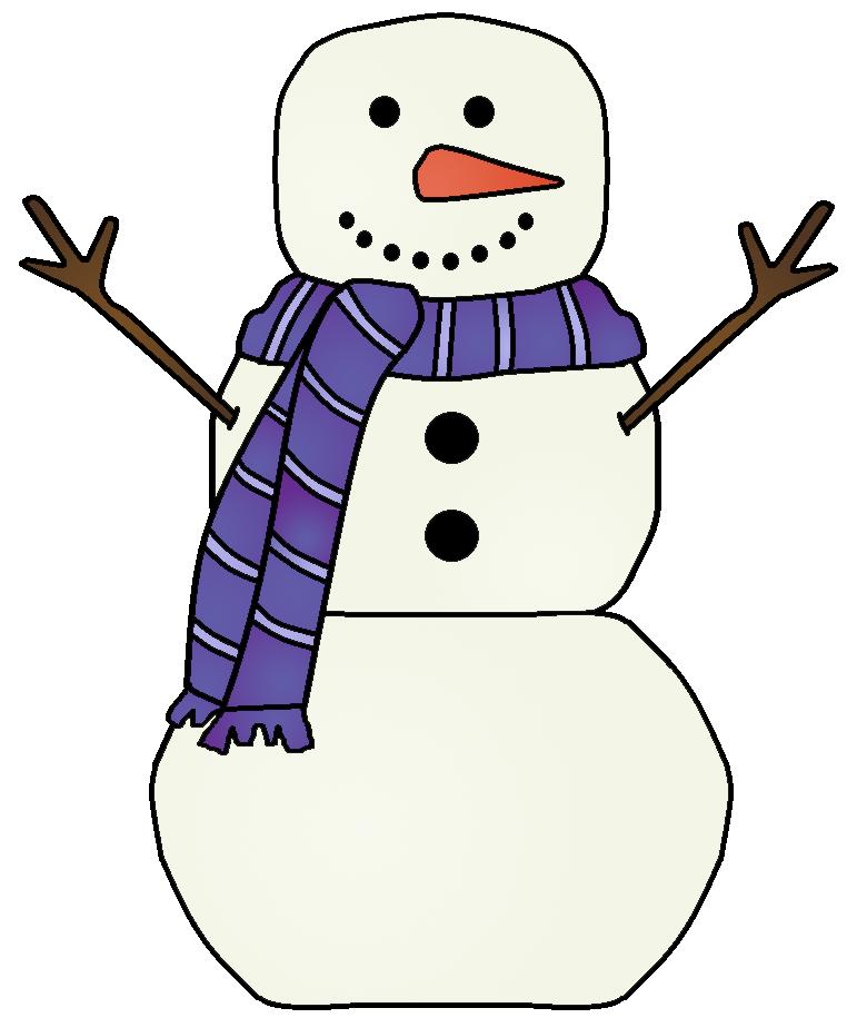 snowman clipart building