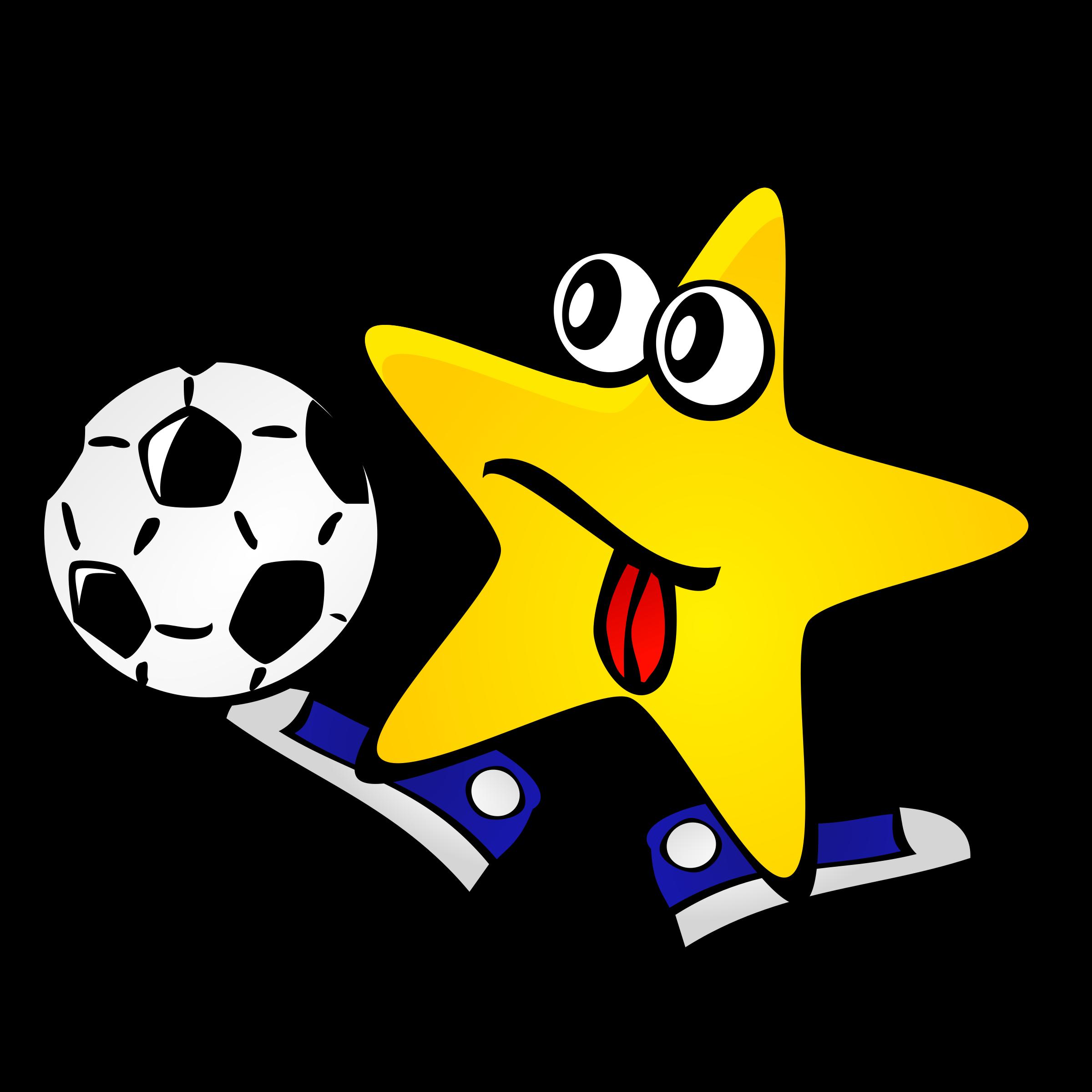 Clipart stars ball. Starry night star big