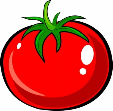 tomatoes clipart vector