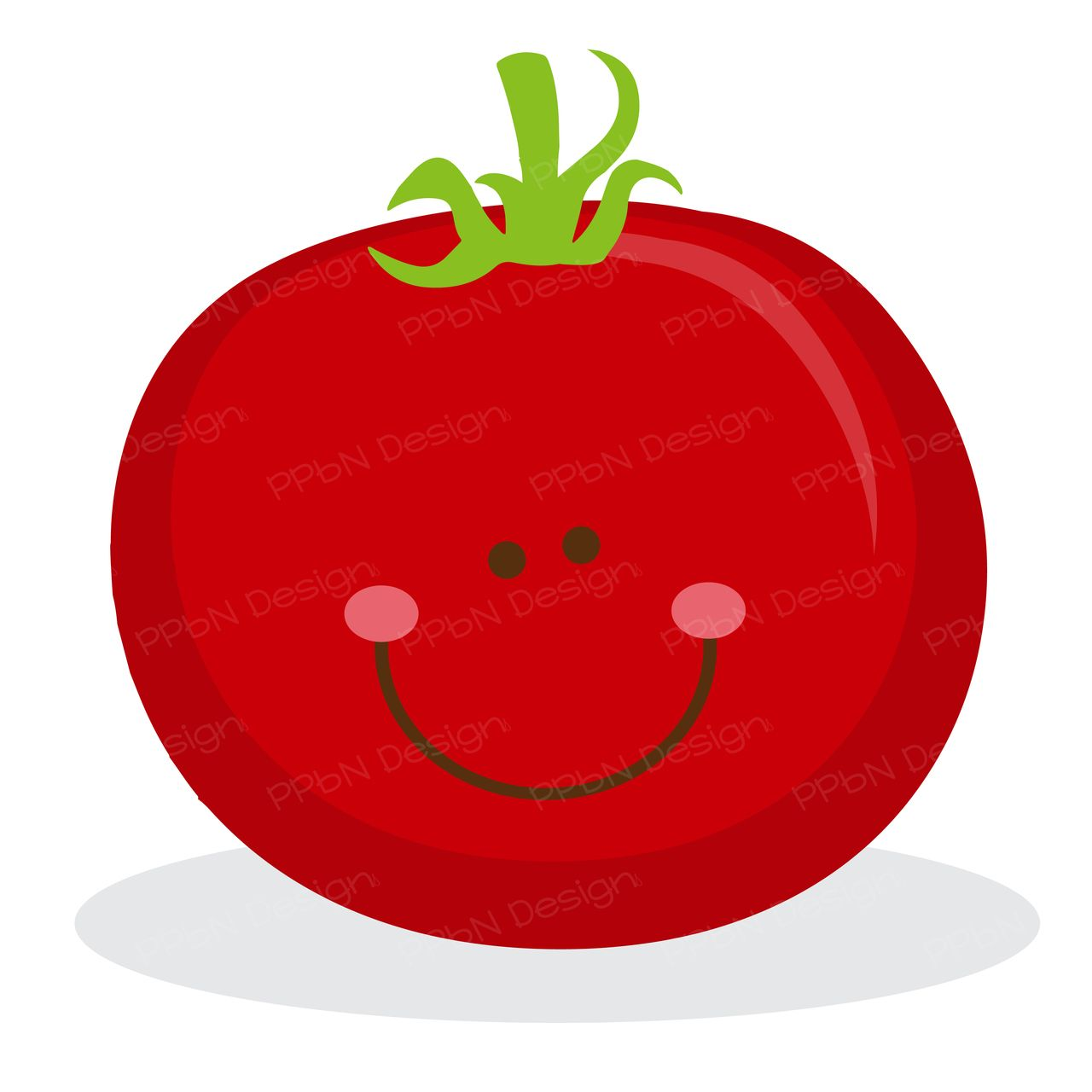 Tomatoes clipart smile. Pin by lisa denny